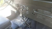 Picture of 1953 Jeep CJ3B, interior