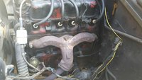 Picture of 1953 Jeep CJ3B, engine