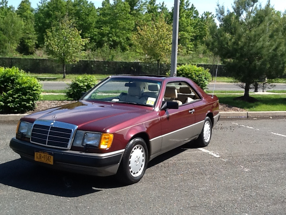 Mercedes 300ce 24v specs for 1988 mercedes benz 300ce