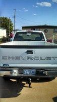 Picture of 2000 Chevrolet Silverado 2500 2 Dr LS Standard Cab LB, exterior