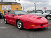 1997 Pontiac Trans Am Overview