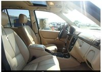 2002 Mercedes-Benz M-Class ML320 picture, interior