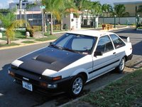 1985 Toyota Corolla SR5 Hatchback picture, exterior