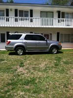 Picture of 2001 Toyota Sequoia Limited, exterior