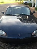 1999 Mazda MX-5 Miata Base picture