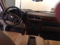 Picture of 2008 Chevrolet Suburban LTZ 1500 4WD, interior