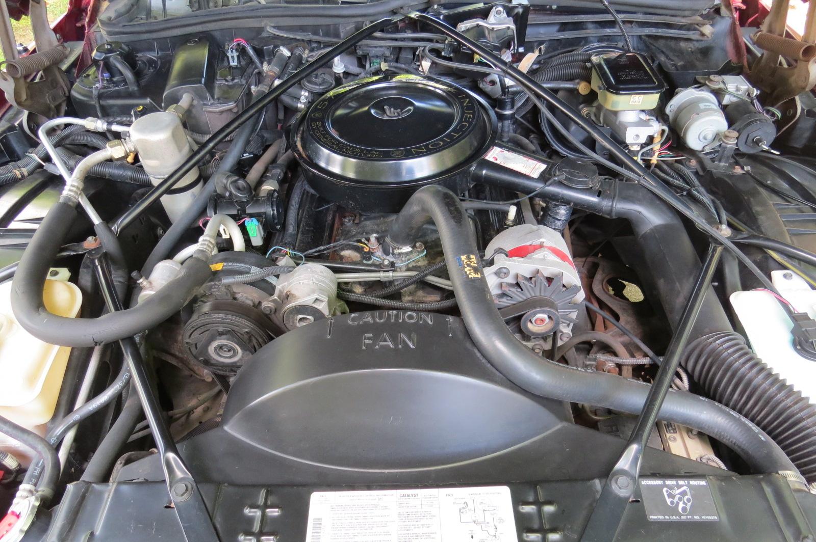 used engine 1987 cadillac allante  used  free engine image
