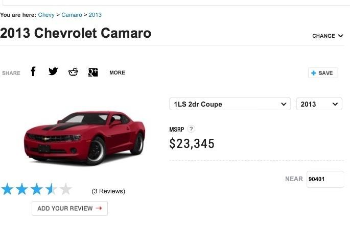 Camaro Insurance Cost >> Chevrolet Camaro Questions I Need Help Understanding