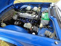 Picture of 1976 Triumph TR6, engine