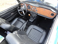 Picture of 1976 Triumph TR6, interior