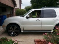 Picture of 2006 Mercury Mountaineer Luxury, exterior