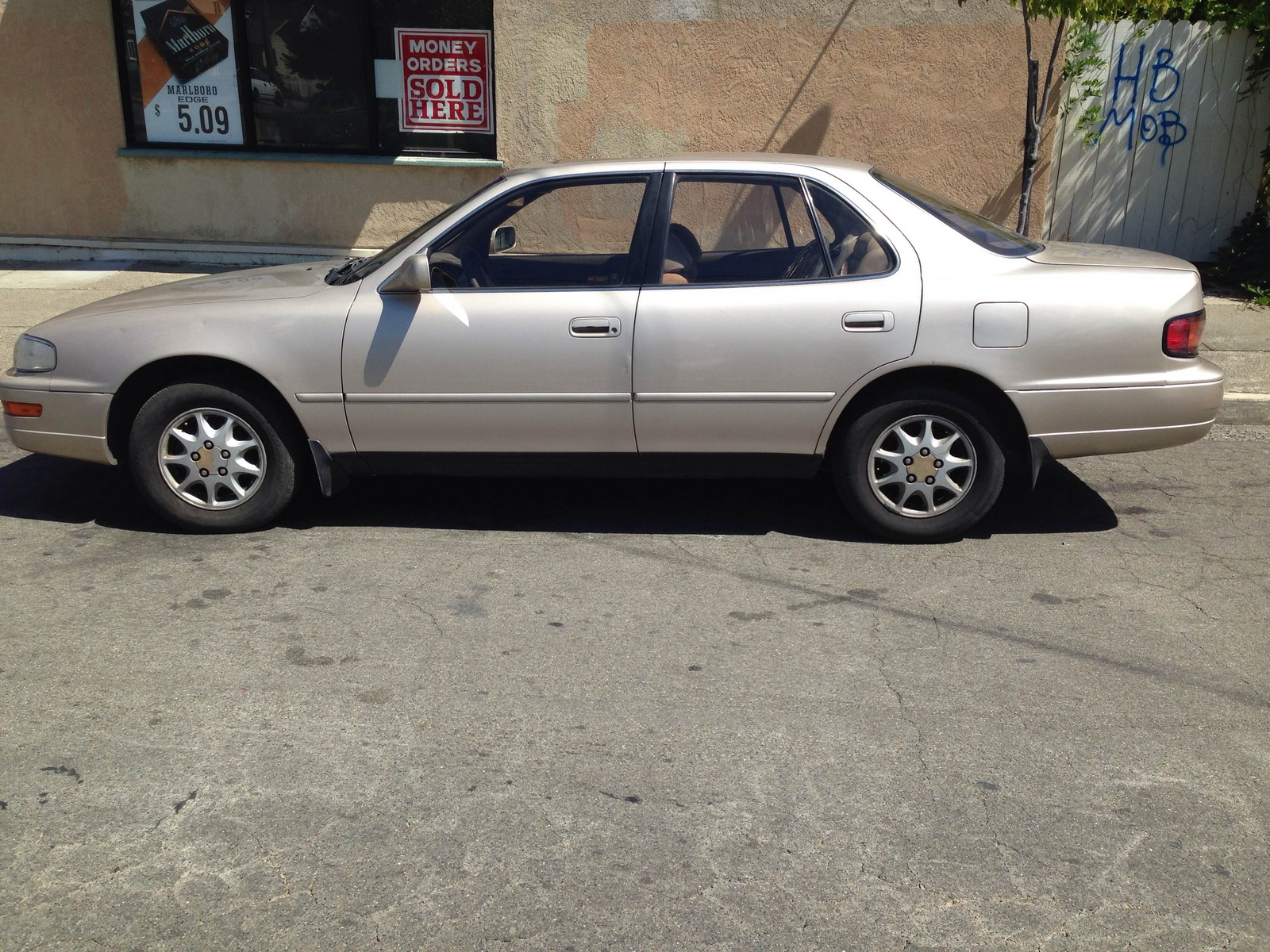 1993 Toyota Camry Overview Cargurus