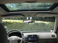 Picture of 2000 Honda Civic EX, interior