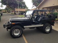 1978 Jeep CJ7 Overview