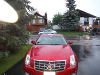 Picture of 2012 Cadillac CTS 3.0L Luxury AWD, exterior