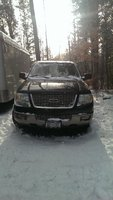 2003 Ford Expedition Eddie Bauer 4WD, Front, exterior