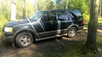 2003 Ford Expedition Eddie Bauer 4WD, Driver Side, exterior