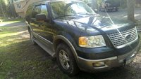 2003 Ford Expedition Eddie Bauer 4WD, Passenger Side, exterior