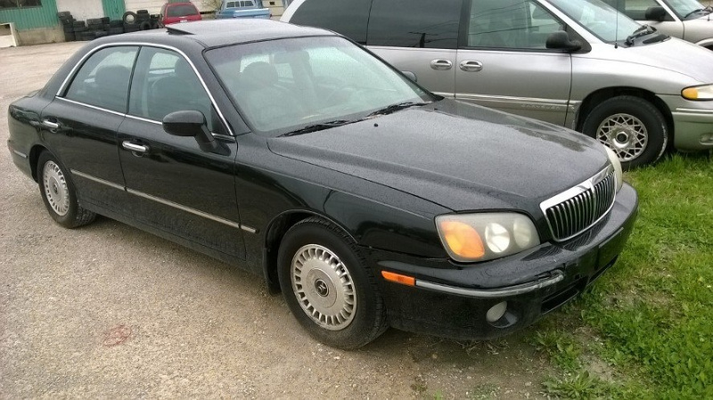Picture of 2001 Hyundai XG300 4 Dr L Sedan