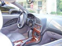 1999 Chrysler Sebring 2 Dr LXi Coupe, Interior, interior