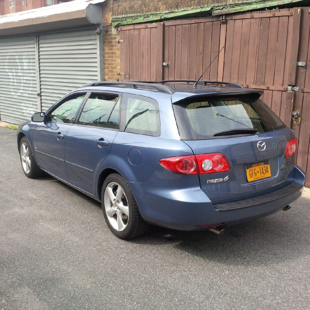 2005 Mazda Mazda6 Exterior: 2005 Mazda MAZDA6