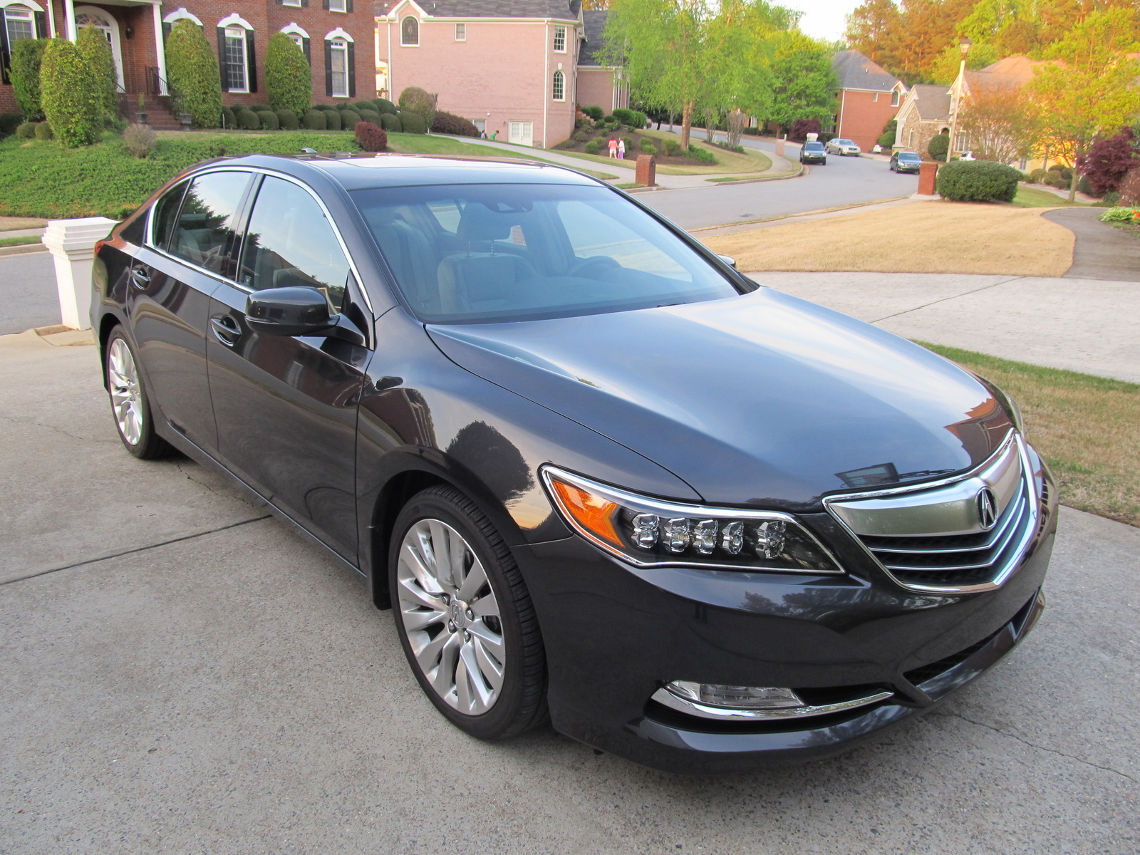 Picture of 2014 Acura RLX Base w/Technology Package