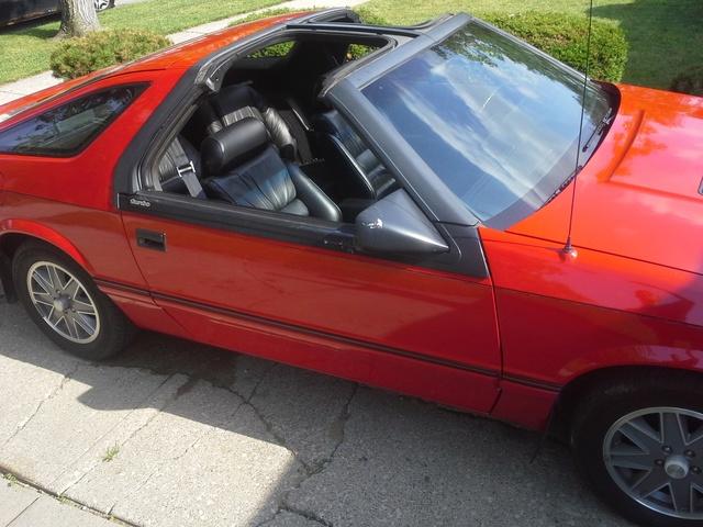 Picture of 1986 Chrysler Laser XT Turbo, exterior