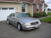Picture of 1999 Mercedes-Benz SL-Class 2 Dr SL500 Convertible, exterior