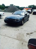 Picture of 1995 Ford Mustang STD Coupe, exterior