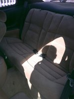 Picture of 1995 Ford Mustang STD Coupe, interior