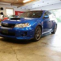 Picture of 2012 Subaru Impreza WRX STi Limited, exterior