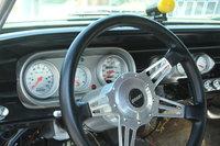 1963 Chevrolet Nova, my dashboard, interior