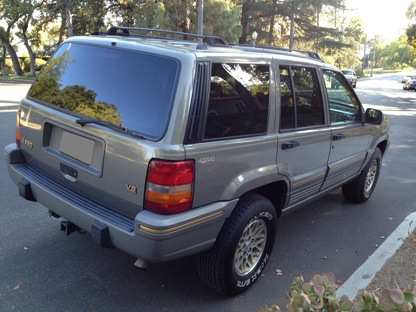 1995 jeep grand cherokee overview cargurus. Cars Review. Best American Auto & Cars Review