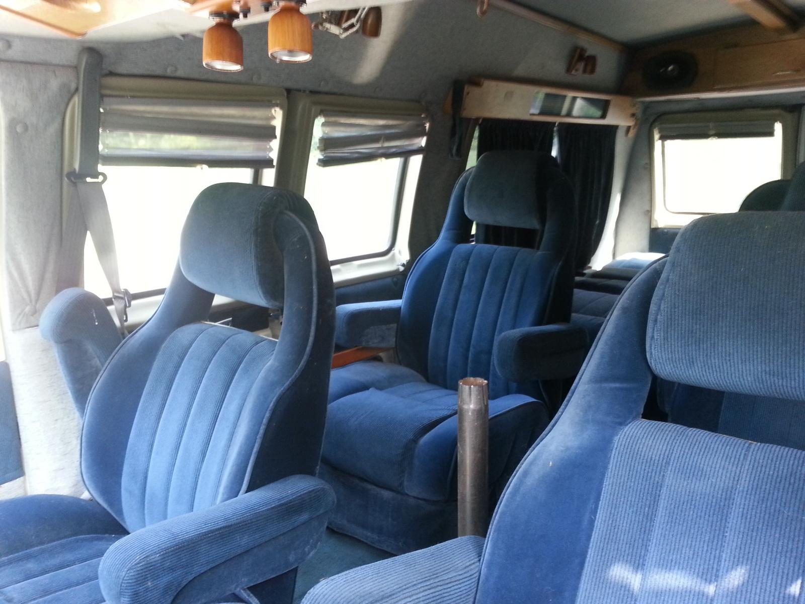 1988 ford e 150 interior pictures cargurus