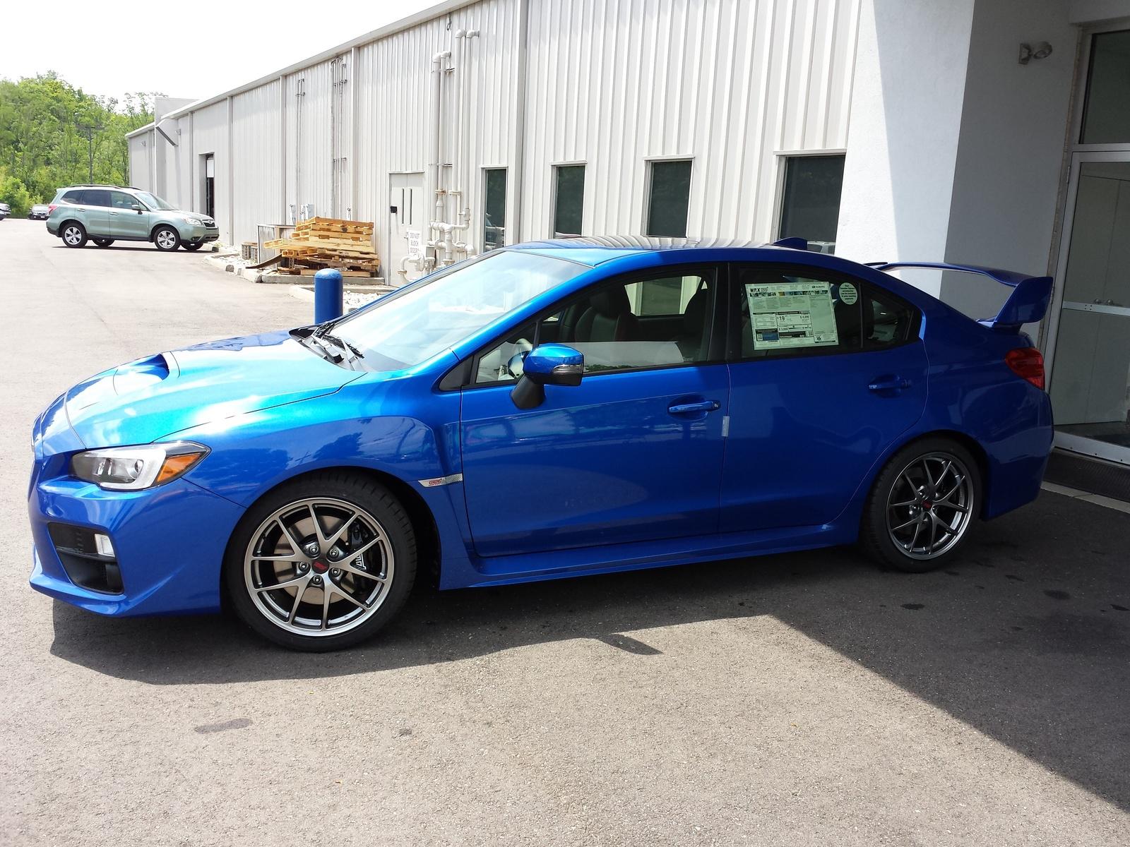 2014 Subaru Impreza Wrx Limited Subaru Impreza Wrx Limited