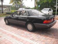 1990 Lexus LS 400 Overview
