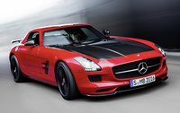2015 Mercedes-Benz SLS-Class, Front-quarter view, exterior, manufacturer