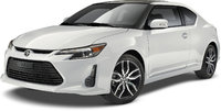 2015 Scion tC, Front-quarter view, exterior, manufacturer, gallery_worthy