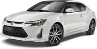 2015 Scion tC, Front-quarter view, exterior, manufacturer