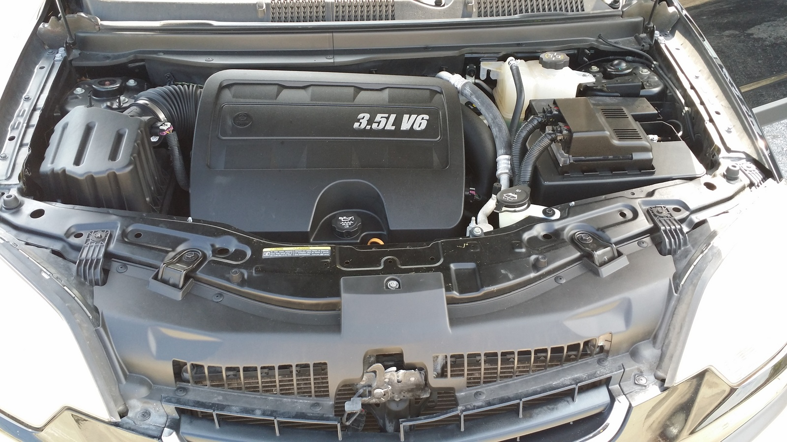 Saturn Vue Battery 2009 Hybrid