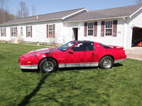1987 Pontiac Trans Am Picture Gallery