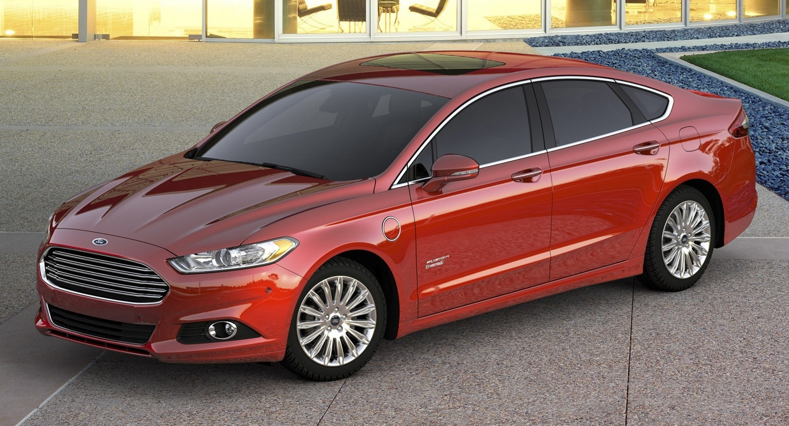 2015 ford fusion energi - review