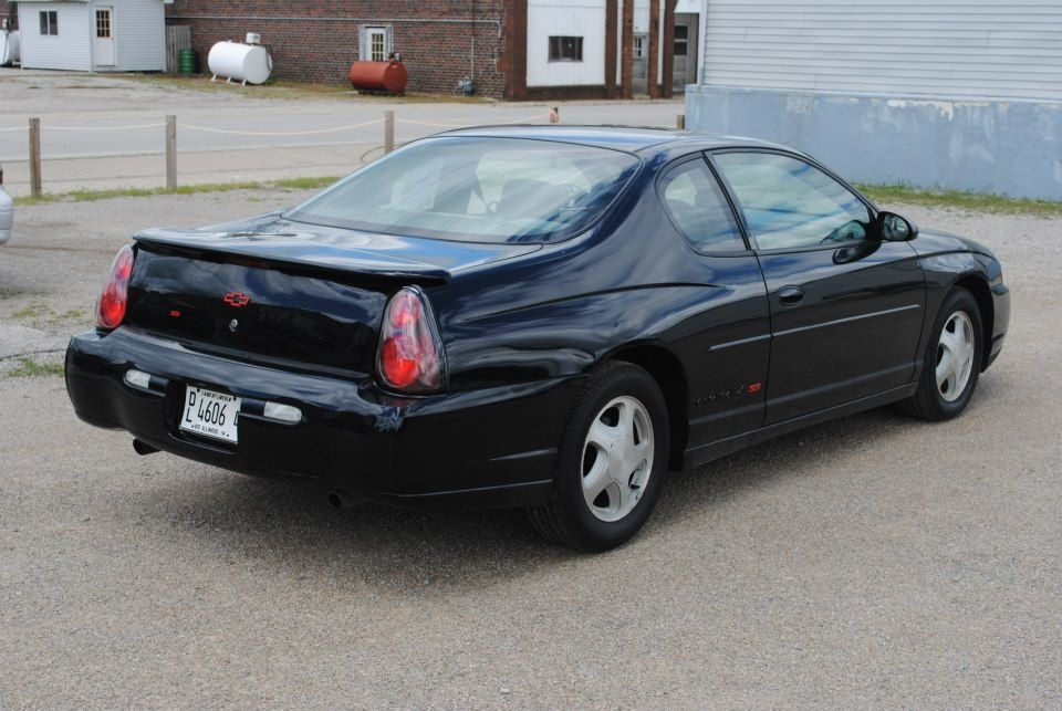 2003 chevrolet monte carlo ss for sale cargurus autos post. Black Bedroom Furniture Sets. Home Design Ideas