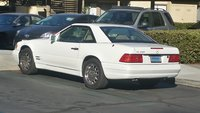 Picture of 1996 Mercedes-Benz SL-Class 2 Dr SL320 Convertible, exterior