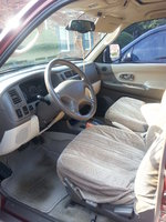 Picture of 2000 Mitsubishi Montero Sport XLS, interior