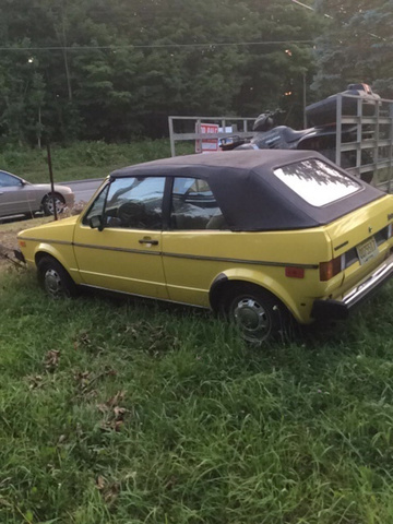 Picture of 1980 Volkswagen Rabbit