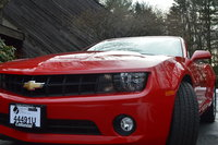 Picture of 2013 Chevrolet Camaro LT1 Convertible