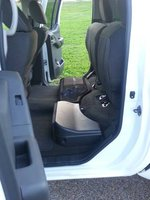 Picture of 2013 Nissan Frontier PRO-4X King Cab 4WD, interior