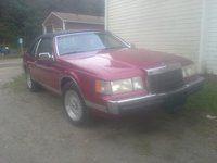 Picture of 1991 Lincoln Mark VII Bill Blass, exterior