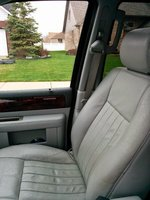 Picture of 2006 Lincoln Navigator Ultimate 4WD, interior